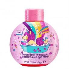 """Детская пена для ванн """"Волшебные единороги"""", 250 мл"""