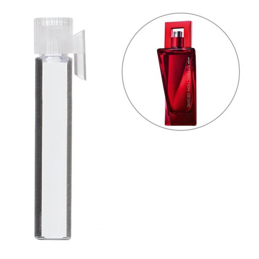 Avon Attraction Desire Парфюмерная вода для нее (0,6 мл) - пробный образец